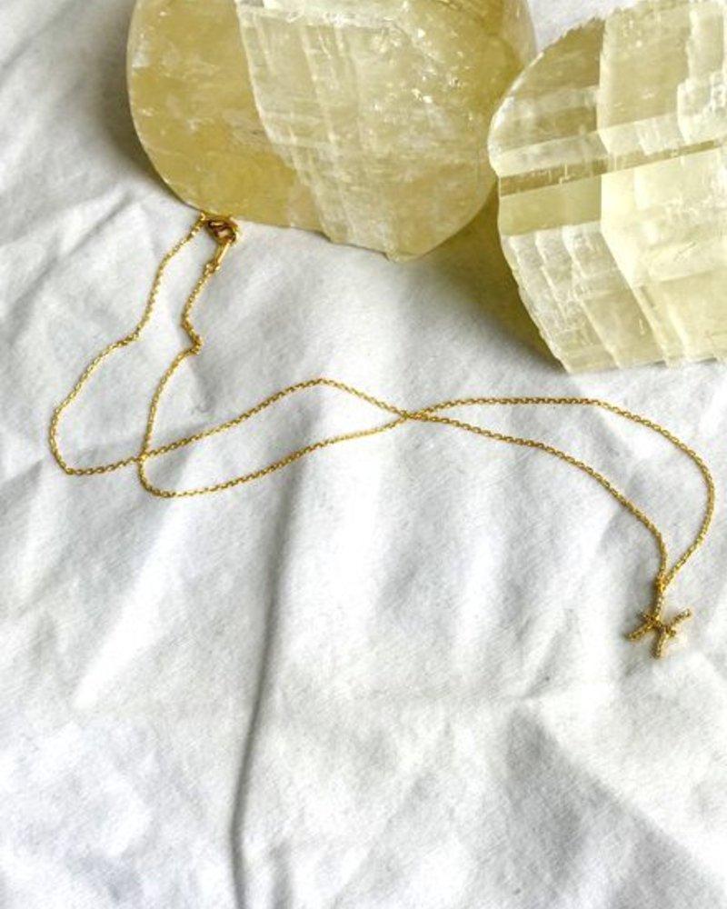 Must Have Pisces Zodiac Pendant Necklace (NN1268)