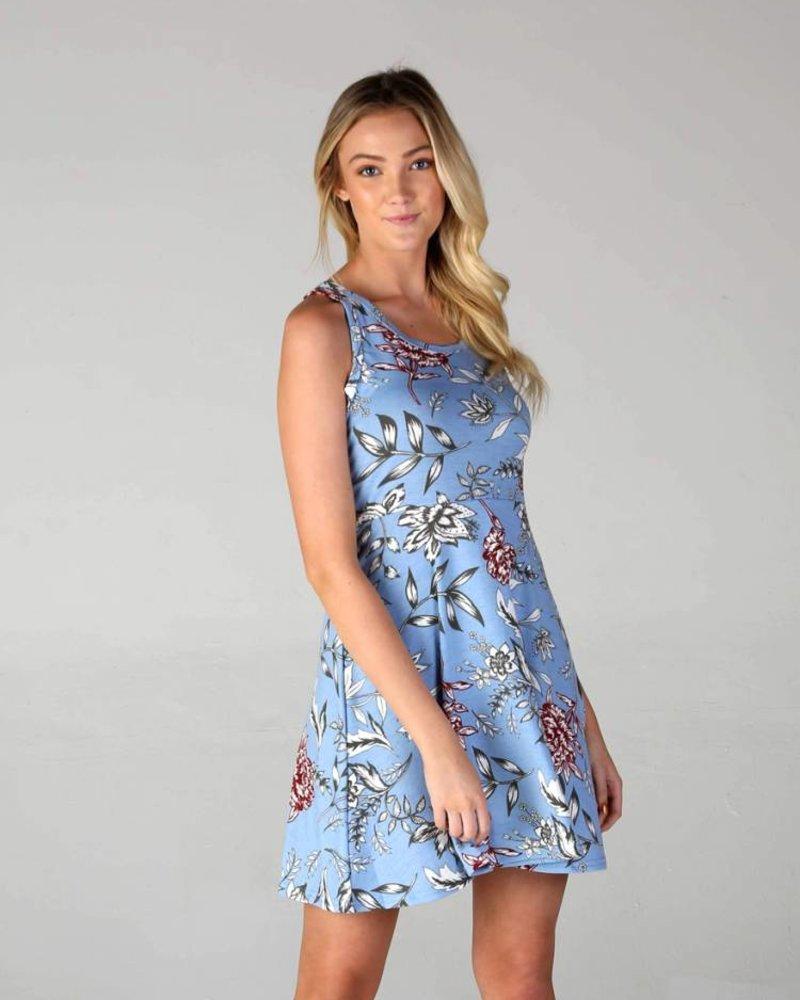 Angie Racerback Dress (X4K02)
