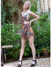 Angie Wrap Shorts (BS740)