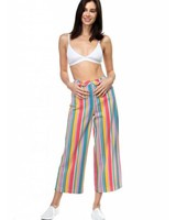 Signature 8 Multi Stripe Print Pants (S8635)