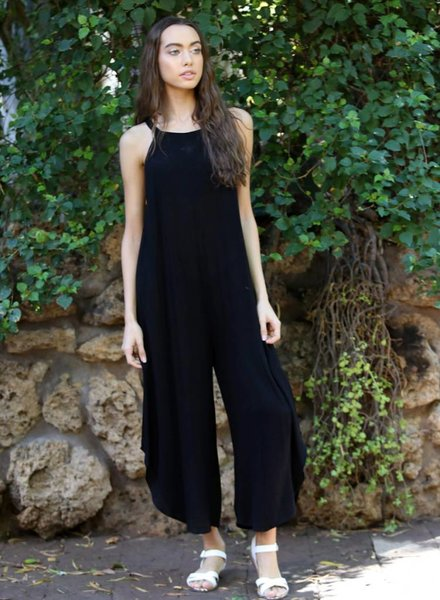 Angie Jumpsuit With D Rings (X5130)
