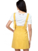 Signature 8 Tie Waist High Rise Overall Skirt (S7436)