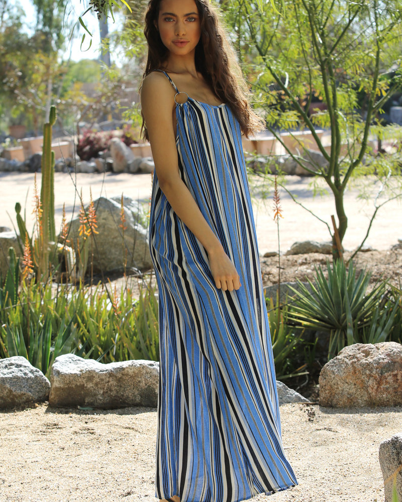 Angie Maxi Dress With Rings (X4V34)