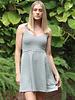Angie Knit Skater Dress (X4A66)