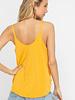 LUSH Poly Modal Knit Cami Top (T11879)