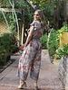 Angie Faux Wrap With Crochet Trim Jumpsuit (Q5S93)