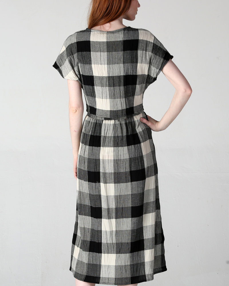 Angie Plaid Skirt (26N26)