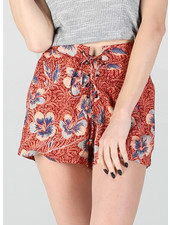 Angie Lace up Shorts (BS764)