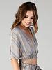 Angie Stripe Top (P2Y80)