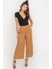 LUSH Wide Leg Tunic Pants (P6707-CI)