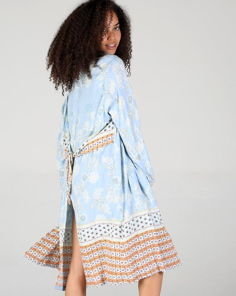 Angie Tie Back Kimono (BJ576)