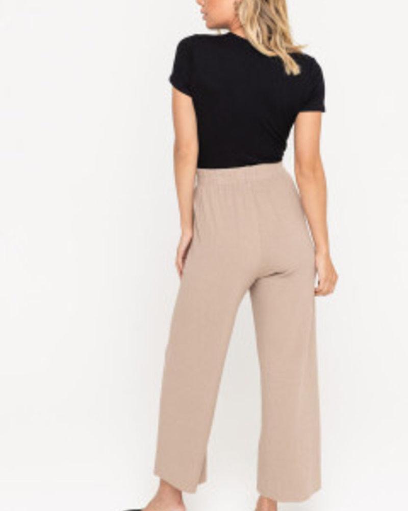 LUSH Lurex Pants (LP21374-CI)