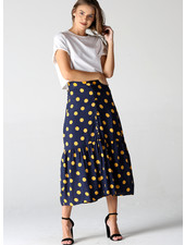 Angie Maxi Skirt With Buttons (26N77)