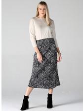 Angie Cheetah Print Skirt (26N73)