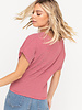 Lush Front Knot Knit Top (T14894)