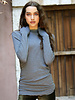Angie Rib Knit Long Sleeve Top (X2X53)