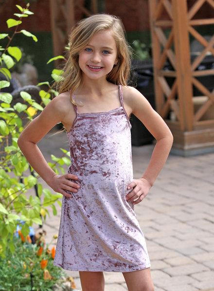 Angie Girl Angie Girl Velvet Dress (K4P25)