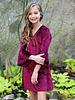Angie Girl Angie Kids Angel Sleeve Knit Dress (K4S64)