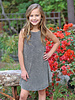 Angie Girl Angie Girl Washed Stripe Tank Dress (K4T26)