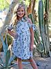 Angie Girl Angie Girl Desert Print Dress (K4Y55)