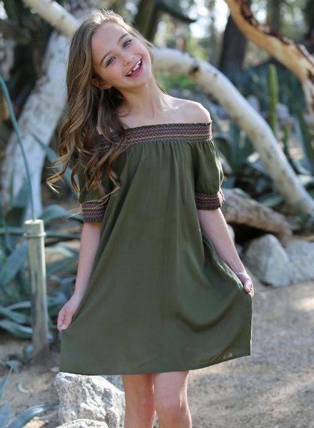 Angie Girl Angie Girl Dress (K4879)