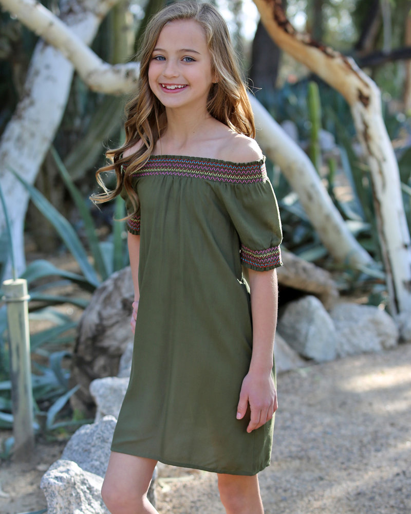 Angie Girl Angie Girl Dress (K4879)