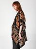 Angie Burnout Velvet Kimono (X2Y54)