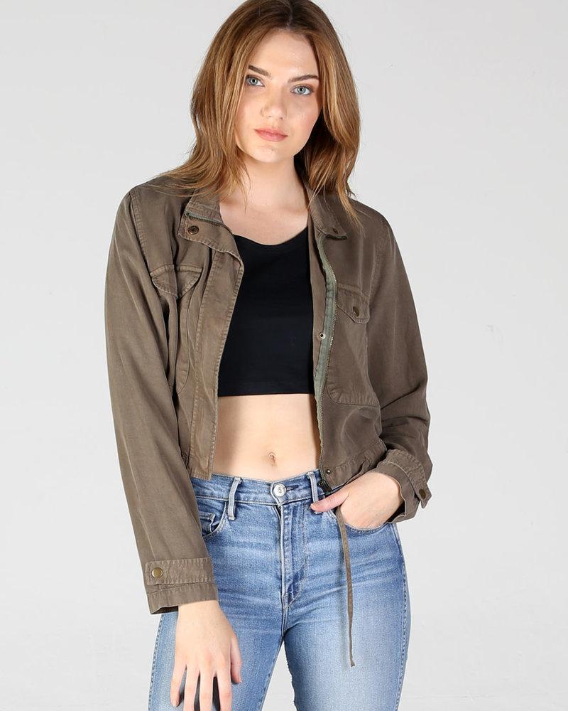 Angie Crop Jacket (SJA26)