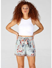 Angie Shorts With Buttons (BS743)