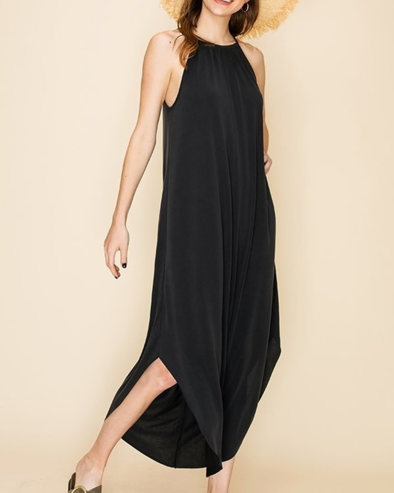 Double Zero Double Zero Sleeveless Dress (DZ19F131)