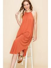 Double Zero Double Zero Sleeveless Dress (DZ19F131)