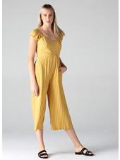 Angie Striped Jumpsuit (Q5U30)
