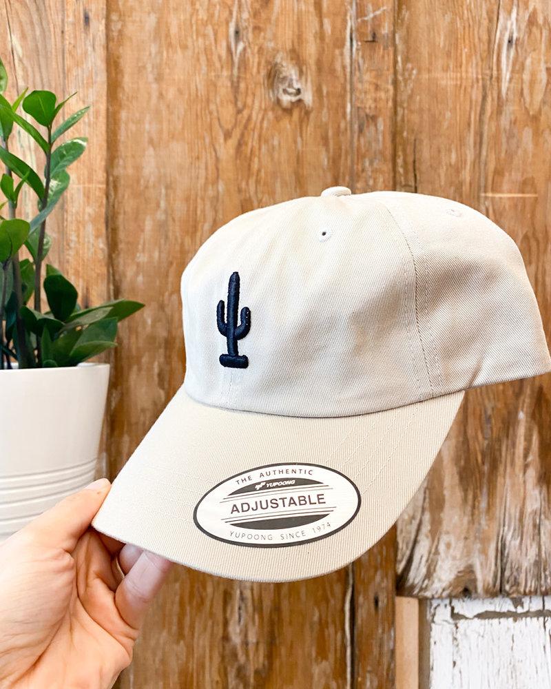 Gabacho Embroidered Saguaro Classic Dad Hat