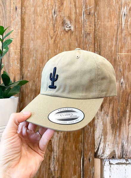 Gabacho Embroidered Saguaro Classic Dad Hat