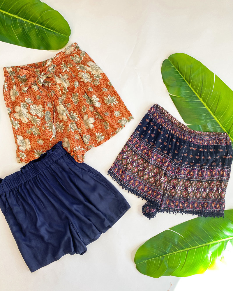In Threes Promo- Shorts
