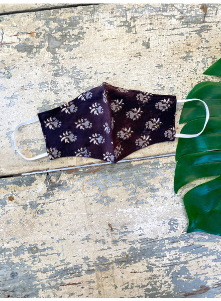 Printed Masks with Elastic Ear Bands