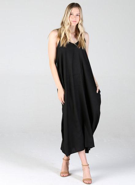 Flowy Midi Dress (F4D86)
