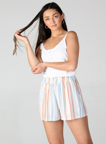 Angie Paperbag Shorts (25Q58)