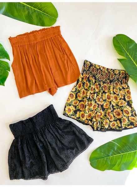 Sunshine, Smalls Short Set