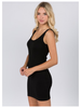 Signature 8 High Quality Ribbed Tank Dress (ID379)