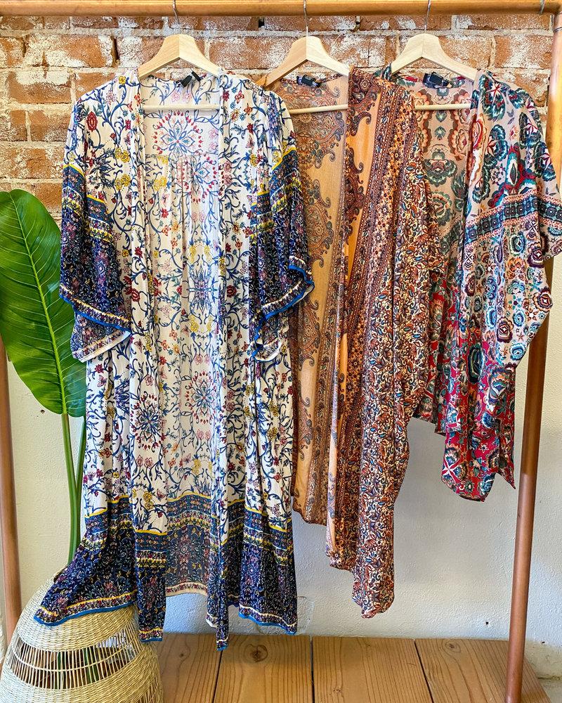 The Rachel Set, Mediums Kimono Set