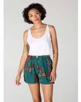 Angie Floral Print Short (BS744)