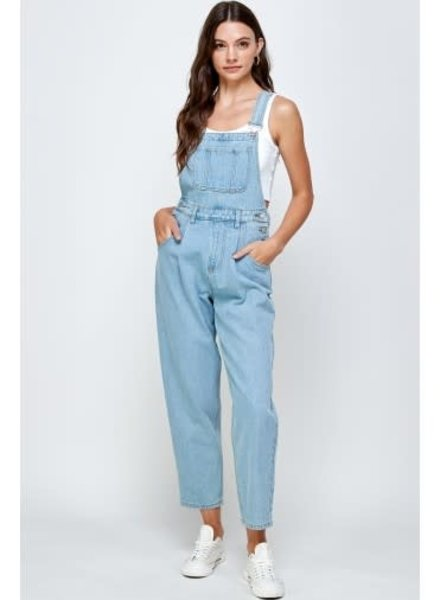 Signature 8 Slouchy Denim Overall (S9259)