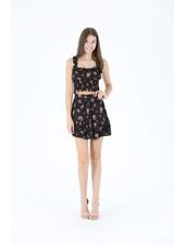 Angie Tiered Ruffle Skirt (H6002)