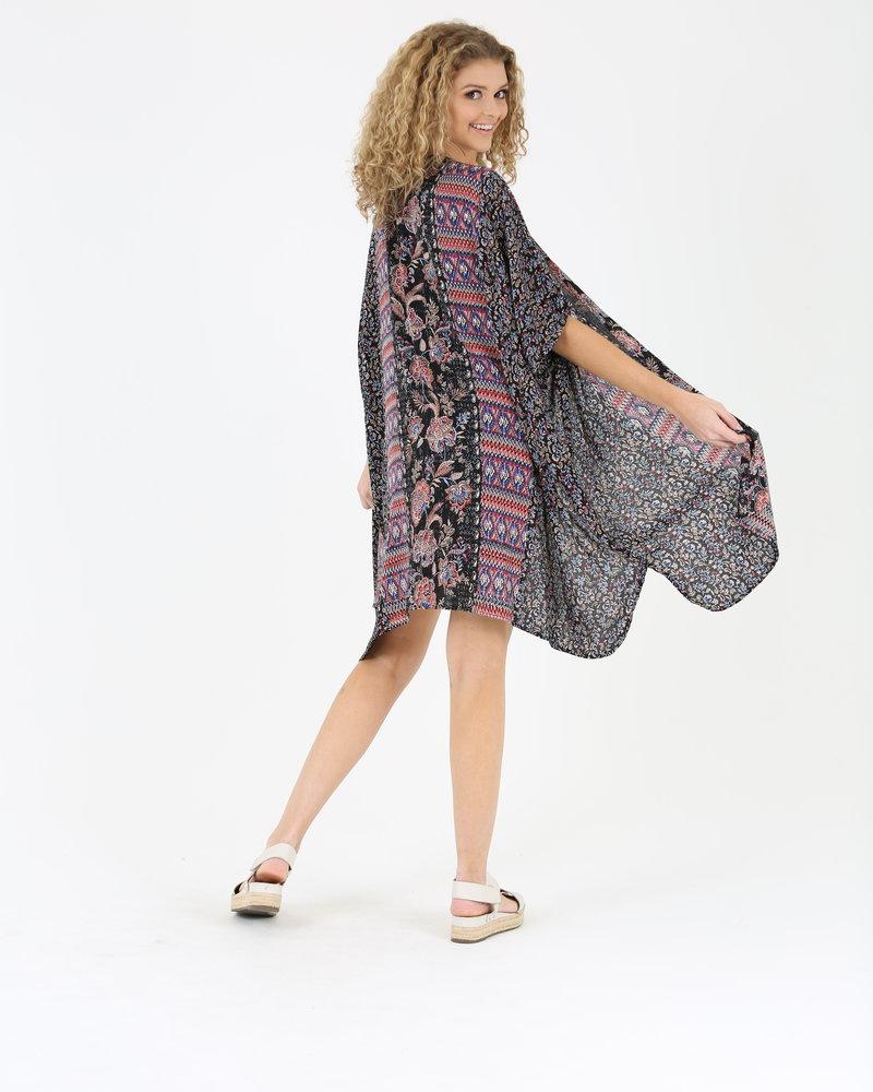 Angie Light Weight Kimono Duster (P2Q23)