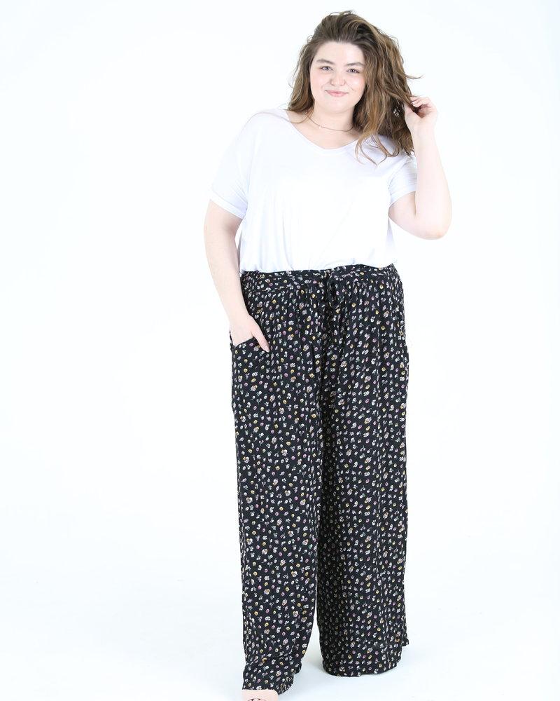 Angie Tie Waist Pant (29C71)