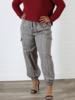 Angie Pant w/Side Pocket & Cuff (29R36)