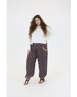 Angie Plus Pants With Ties At Ankles And Pockets (29S32)