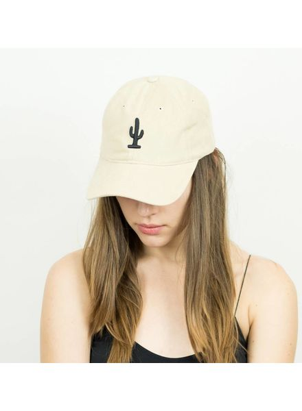 Gabacho Embroidered Saguaro Corduroy Dad Hats