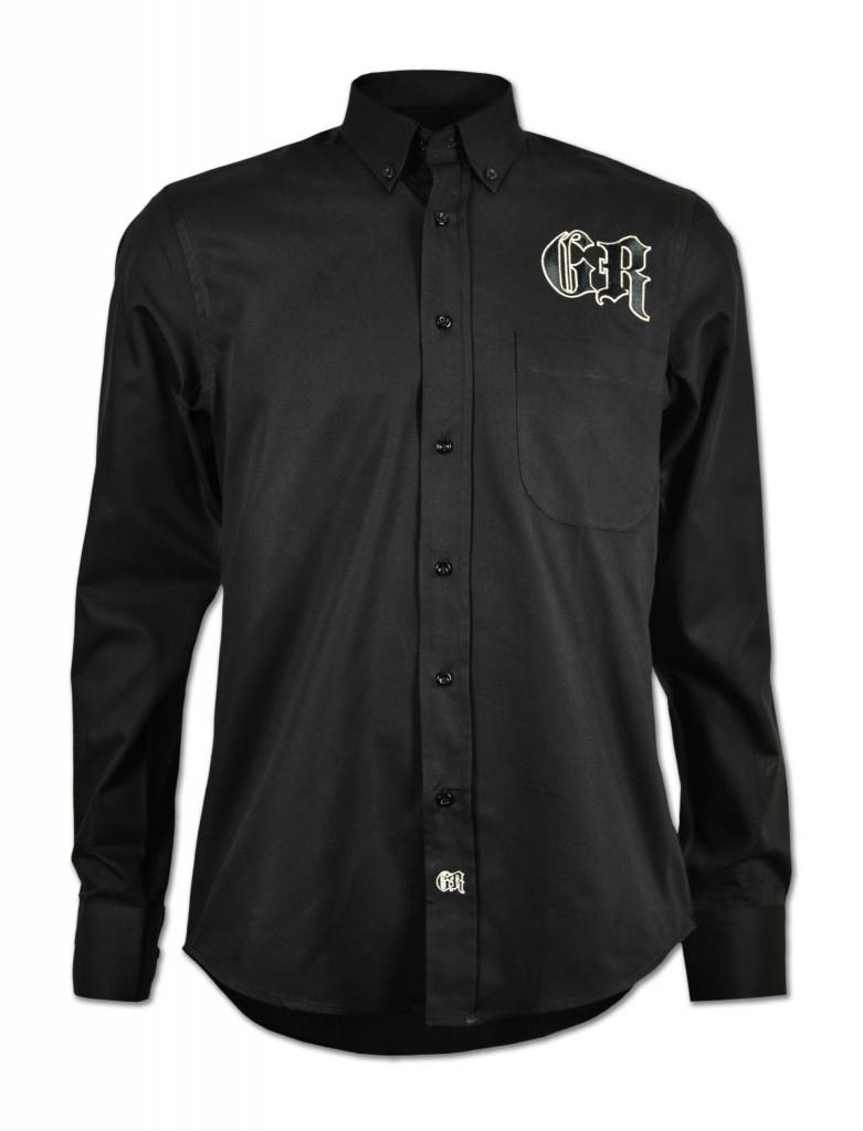 Men's BLACK Show Shirt